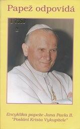 Papež odpovídá