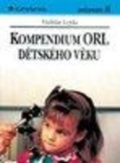 Kompendium ORL dětského věku