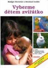 Vyberme dětem zvířátko