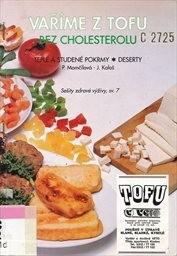 Vaříme z tofu bez cholesterolu