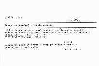Vzory pracovněprávních dokumentů