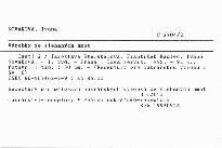Výrobky ze šlehaných hmot                         ([Část] 2)