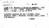 Jonáš & dr. Matrace a jiné hry ze Semaforu