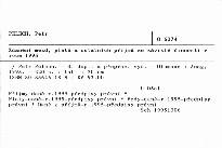 Zdanění mezd, platů a ostatních příjmů ze závislé činnosti v roce 1995