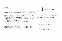 Zprávy Vlastivědného muzea v Olomouci                         (Roč. 1992, č. 268)
