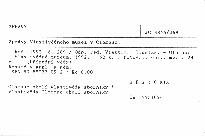 Zprávy Vlastivědného muzea v Olomouci                         (Roč. 1992, č. 269)