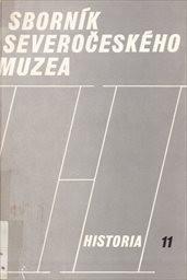 Sborník Severočeského muzea                         (1993/11)