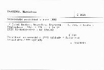 Nemocenské pojištění v roce 1995