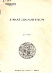 Fyzická geografie Evropy
