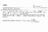 Sbírka nálezů a usnesení                         (Sv. 1,)