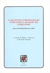 5. celostátní antropologický výzkum dětí a mládeže 1991