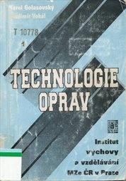 Technologie oprav