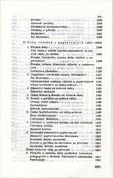 Přehledné dějiny literatury české od nejstarších dob až po naše dny