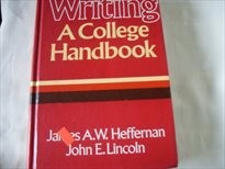 Writing - A College Handbook