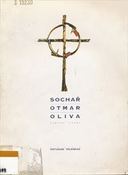 Sochař Otmar Oliva