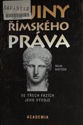 Dějiny římského práva