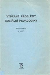 Vybrané problémy sociální pedagogiky