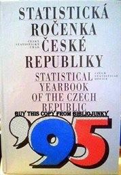 Statistická ročenka České republiky '95