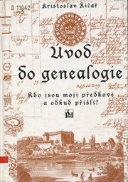 Úvod do genealogie