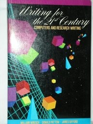 Writing for the Twenty-First Century