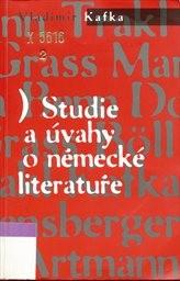 Studie a úvahy o německé literatuře