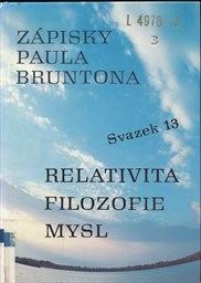 Zápisky Paula Bruntona                         (Sv.13)