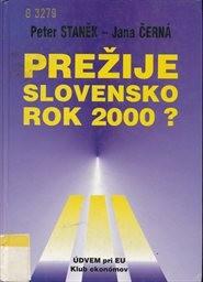 Prežije Slovensko rok 2000?
