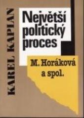 Největší politický proces