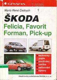 ŠKODA Felicia (model '95), Favorit, Forman, Pick-up (1988 až 1995)