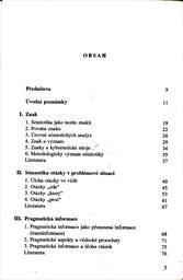 Mezi epistemologií a sémiotikou