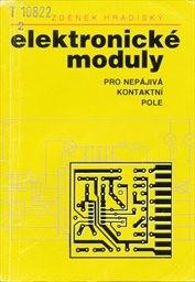 Elektronické moduly pro nepájivá kontaktní pole