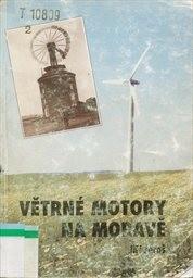 Větrné motory na Moravě