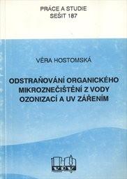 Odstraňování organického mikroznečištění z vody ozonizací a UV zářením