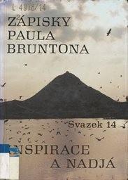 Zápisky Paula Bruntona                         (14)