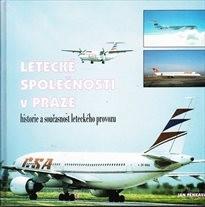 Letecké společnosti v Praze