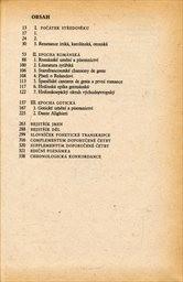 Soustavný přehled obecných dějin literatury naší vzdělanosti                         ([Část] 1)