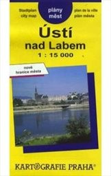 Ústí nad Labem; Děčín - plány měst