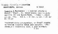 Voskovec & Wachsmanni