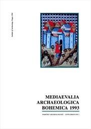 Mediaevalia Archaeologica Bohemica 1993