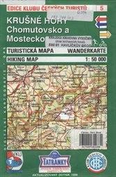 Krušné hory - Chomutovsko a Mostecko