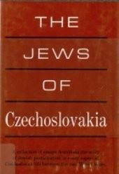 The Jews of Czechoslovakia                         (Vol. 3)
