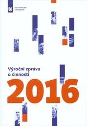 Výroční zpráva Masarykovy univerzity 1994