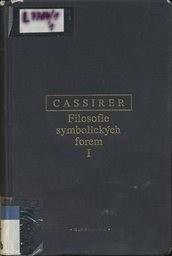 Filosofie symbolických forem                         ([Díl] 1)