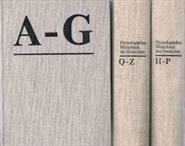 Etymologisches Wörterbuch des Deutschen                         (Díl 2)