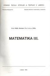 Matematika                         ([Díl] 3)