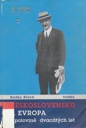 Československo a Evropa v polovině dvacátých let