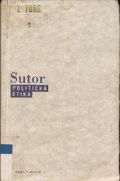 Politická etika