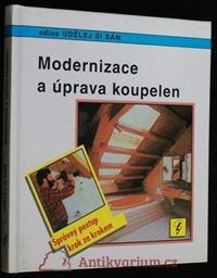 Modernizace a úprava koupelen