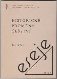 Historické proměny češství