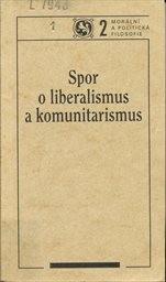 Spor o liberalismus a komunitarismus